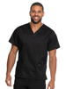 Picture of Dickies Genuine Industrial Strength Unisex V-Neck Top