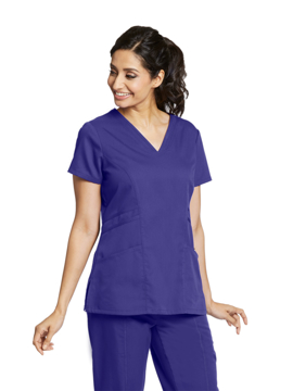 Picture of Barco Grey's Anatomy™ Classic Women's Marquis V-Neck Top