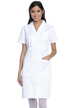 Picture of Dickies EDS Professional Whites Women's Button Front Dress