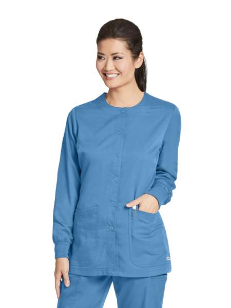 Picture of Barco Grey's Anatomy™ Classic Women's Warm-Up Jacket