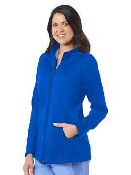 Picture of Maevn Blaze Women's Bonded Fleece Warm Up Jacket