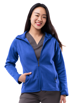 Picture of Adar Pro Women's Performance Full Zip Bonded Fleece Jacket