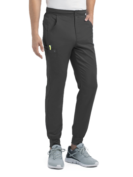 Picture of Maevn Matrix Men's Half Elastic Waistband Jogger Pant