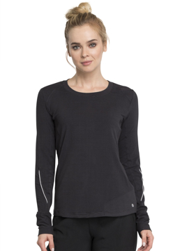 Picture of Cherokee Infinity Women's Long Sleeve Underscrub Knit Tee