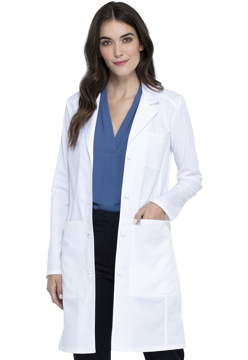 "Picture of Cherokee Workwear Revolution Tech Women's 36"" Lab Coat"