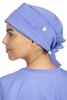 Picture of Healing Hands Sage Bouffant Scrub Solid Color Cap