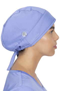 Picture of Healing Hands Sawyer Adjustable Tie-Back Skull Cap