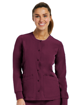 Picture of Maevn Matrix Impulse Women's Round Neck Snap Jacket