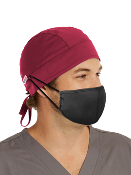 Picture of Maevn Unisex Scrub Cap with Buttons