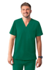 Picture of Adar Addition  Classic V-Neck Scrub Top