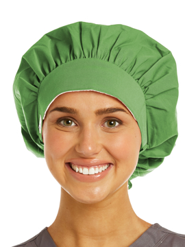 Picture of Maevn Ladies Bouffant Scrub Hat