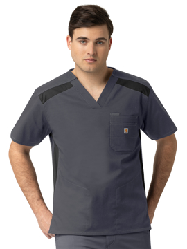 Picture of Carhartt Rugged Flex® Men's Two Tone Slim Fit Six Pocket Top