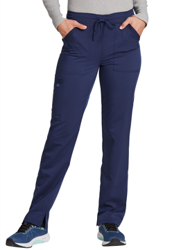 Picture of Dickies Balance Women's Mid Rise Tapered Leg Drawstring Pant