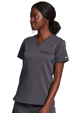 Picture of Dickies Balance Women's Tuckable V-Neck Top