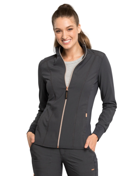 Picture of Cherokee Statement Zip Front Jacket