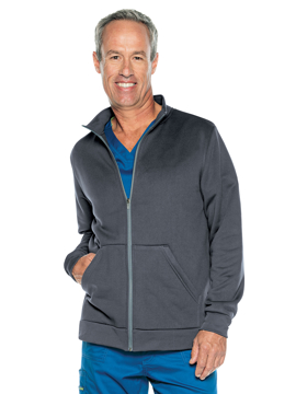 Picture of Urbane Performance Men's Fleece Scrub Jacket