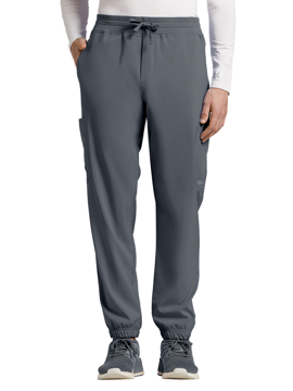 Picture of White Cross Fit Men's Jogger Pant