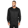 Picture of Barco Essentials Unisex Two Pocket Ribbed Cuff Scrub Jacket