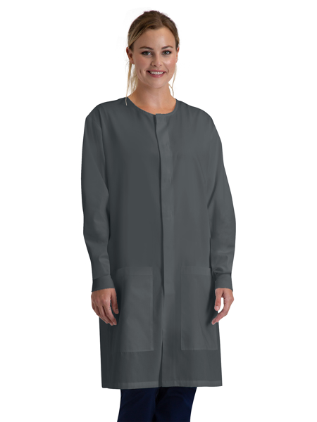 """Picture of Barco Essentials Unisex Two Pocket 39"""" Hope Dental Coat"""