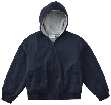 Picture of Classroom Uniforms Toddler Hooded Bomber Jacket