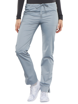 Picture of Cherokee Workwear Core Stretch Mid Rise Drawstring Pant