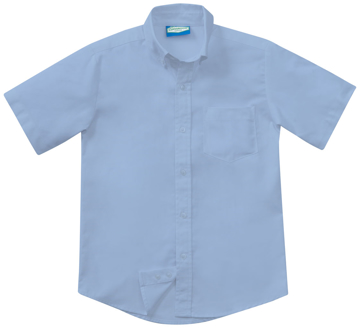 Picture of Classroom Uniforms Boys Short Sleeve Oxford