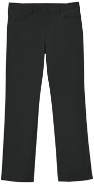 """Picture of Classroom Uniforms Girls Plus Stretch """"Matchstick"""" Leg Pant"""