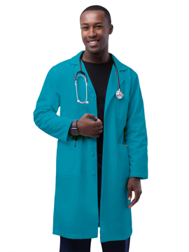 Picture of Adar Universal Unisex Lab Coat with Inner Pockets
