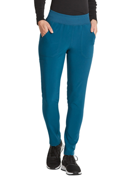 Picture of Dickies EDS Essentials Women's Mid Rise Tapered Leg Pull-On Pant