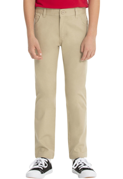 Picture of Real School Uniforms Boys Stretch Skinny Pant