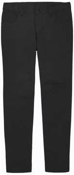 Picture of Real School Uniforms Girls 5-Pocket Stretch Skinny Pant