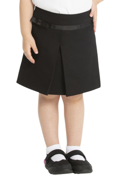 Picture of Real School Uniforms Preschool Pleat Scooter with Ribbon Bow