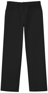 Picture of Classroom Uniforms Girls Plus Stretch Low Rise Pant