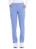 Picture of Cherokee Euphoria Women's Mid Rise Tapered Leg Drawstring Pant
