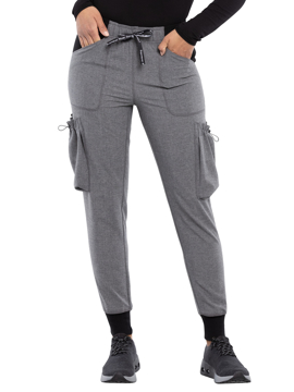 Picture of Cherokee iFlex Women's Uptown High Rise Jogger by Katie Duke
