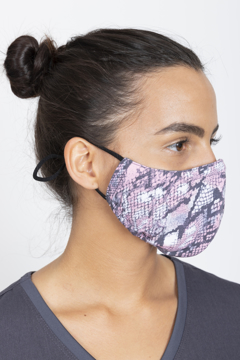 Picture of Healing Hands Shay 3-Pack Print Washable Cloth Mask