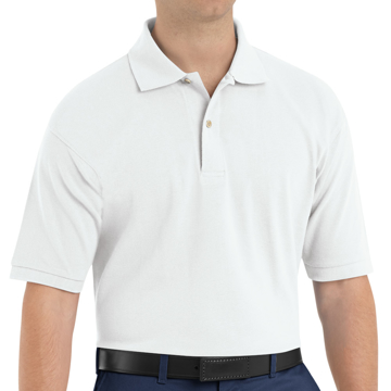 Picture of Red Kap Basic Pique Polo Without Pocket
