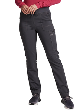 Picture of Dickies Balance Women's Mid Rise Drawstring Cargo Pant
