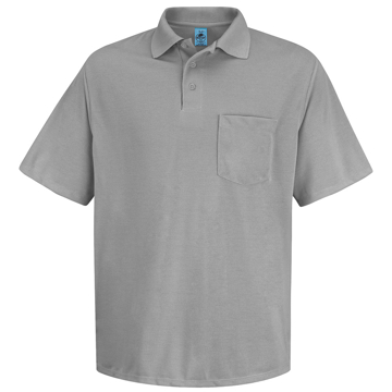 Picture of Red Kap Spun Polyester Polo With Pocket
