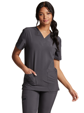 Picture of Dickies EDS Essentials Unisex V-Neck Top