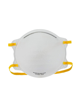 Picture of Cherokee PPE Unisex Makrite® Disposable Respirator N95 Mask, NIOSH/FDA Approved- Box of 20